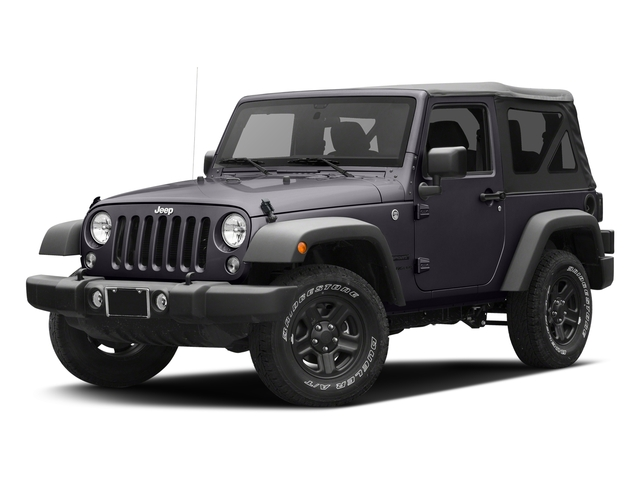 Rhino Clearcoat 2016 Jeep Wrangler Pictures Wrangler Utility 2D Sport 4WD V6 photos front view