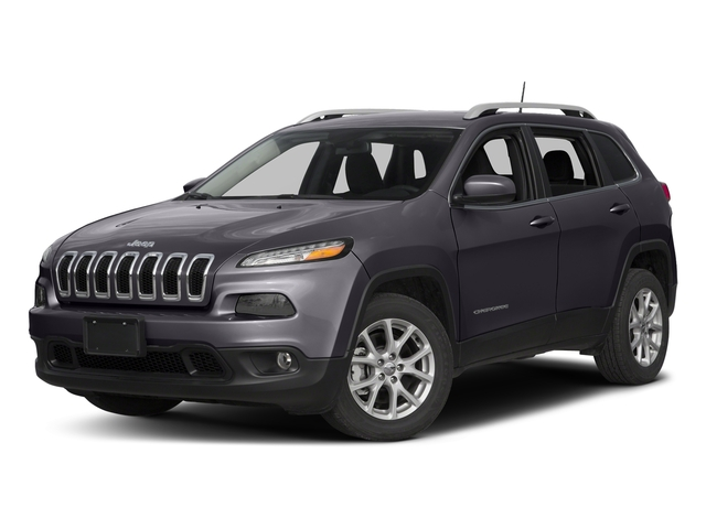 Rhino Clearcoat 2016 Jeep Cherokee Pictures Cherokee Utility 4D Altitude 4WD photos front view