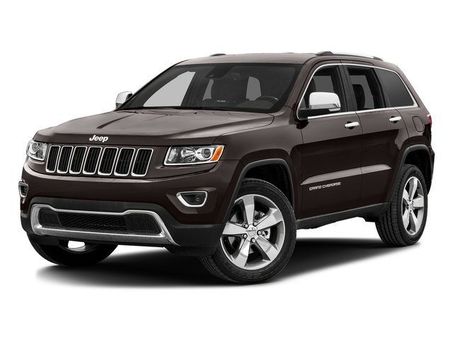 Luxury Brown Pearlcoat 2016 Jeep Grand Cherokee Pictures Grand Cherokee Utility 4D Limited Diesel 4WD photos front view