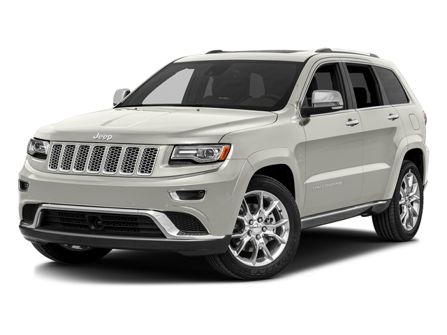 Ivory 3-Coat 2016 Jeep Grand Cherokee Pictures Grand Cherokee Utility 4D Summit Diesel 2WD photos front view