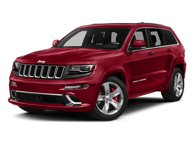Redline 2 Coat Pearl 2016 Jeep Grand Cherokee Pictures Grand Cherokee Utility 4D SRT-8 4WD photos front view