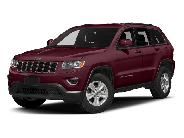 Velvet Red Pearlcoat 2016 Jeep Grand Cherokee Pictures Grand Cherokee Utility 4D Laredo 4WD photos front view
