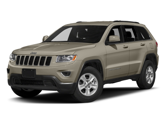 Light Brownstone Pearlcoat 2016 Jeep Grand Cherokee Pictures Grand Cherokee Utility 4D Laredo 4WD photos front view