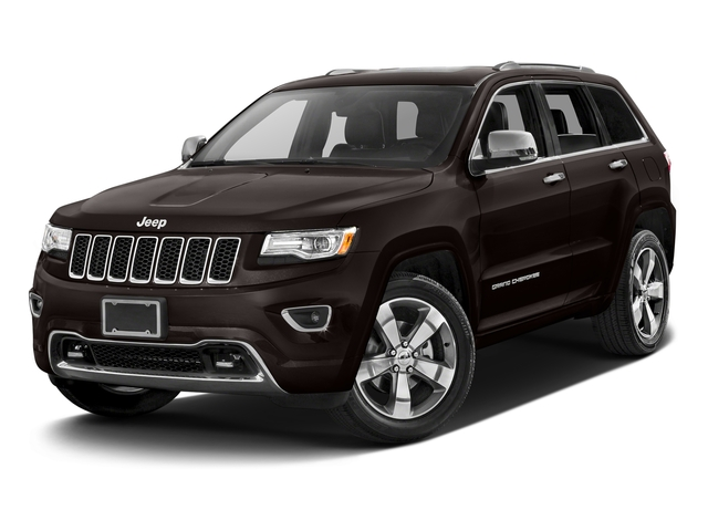 Luxury Brown Pearlcoat 2016 Jeep Grand Cherokee Pictures Grand Cherokee Utility 4D Overland Diesel 4WD photos front view