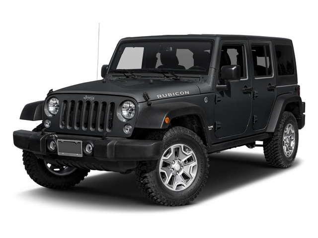 Granite Crystal Metallic Clearcoat 2016 Jeep Wrangler Unlimited Pictures Wrangler Unlimited Utility 4D Unlimited Rubicon 4WD V6 photos front view
