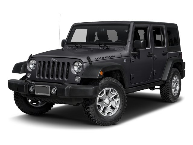 Rhino Clearcoat 2016 Jeep Wrangler Unlimited Pictures Wrangler Unlimited Utility 4D Unlimited Rubicon 4WD V6 photos front view