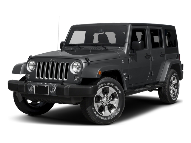 Granite Crystal Metallic Clearcoat 2016 Jeep Wrangler Unlimited Pictures Wrangler Unlimited Utility 4D Unlimited Sahara 4WD V6 photos front view