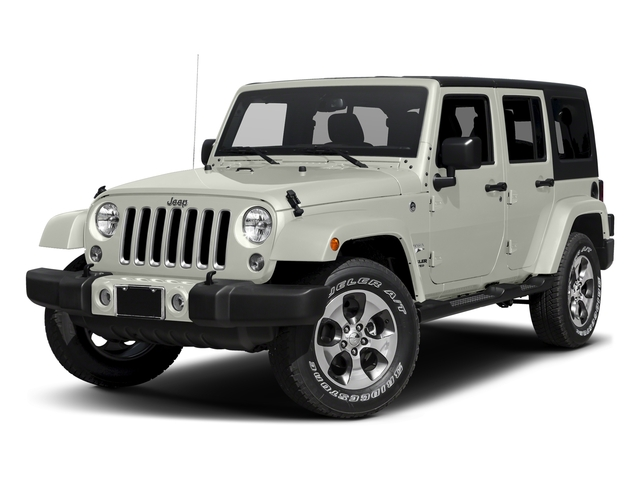 Bright White Clearcoat 2016 Jeep Wrangler Unlimited Pictures Wrangler Unlimited Utility 4D Unlimited Sahara 4WD V6 photos front view