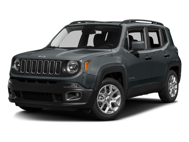 Anvil 2016 Jeep Renegade Pictures Renegade Utility 4D Latitude 2WD I4 photos front view