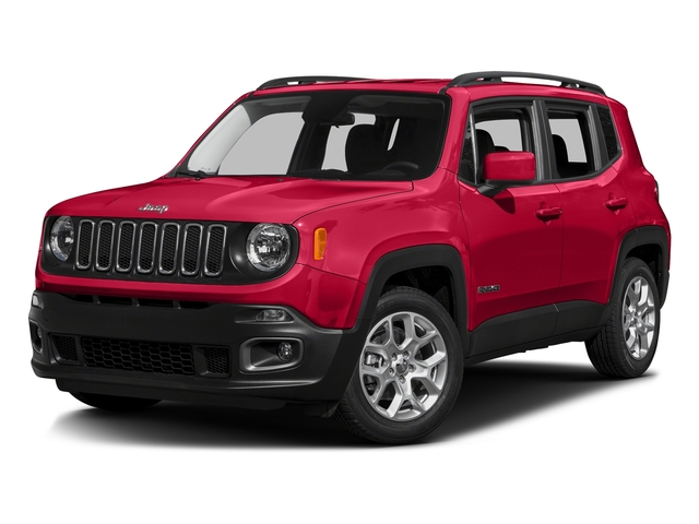Colorado Red 2016 Jeep Renegade Pictures Renegade Utility 4D Latitude 2WD I4 photos front view