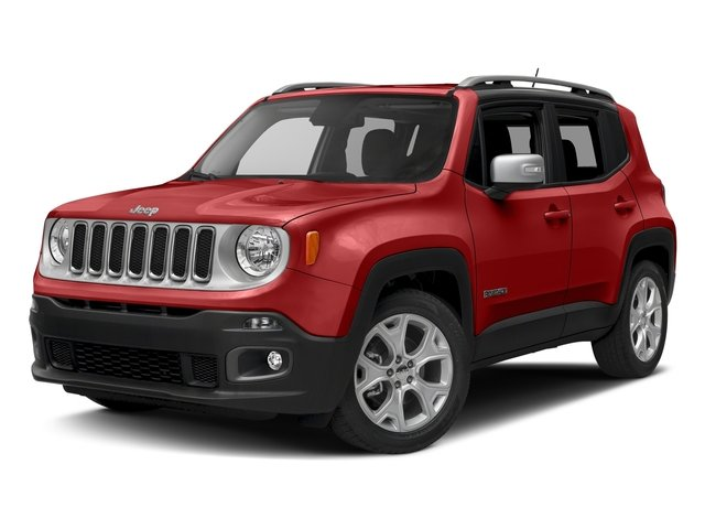 Colorado Red 2016 Jeep Renegade Pictures Renegade Utility 4D Limited 2WD I4 photos front view