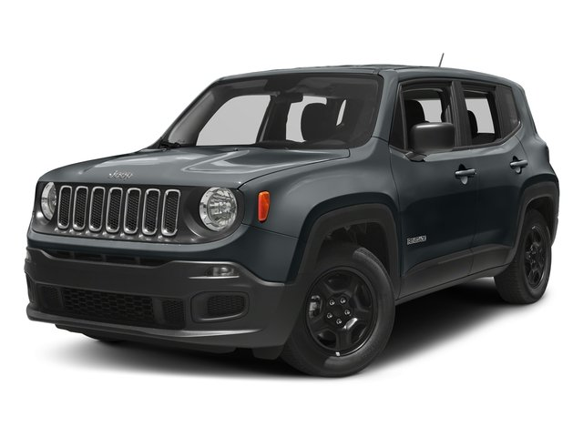 Anvil 2016 Jeep Renegade Pictures Renegade Utility 4D Sport AWD I4 photos front view