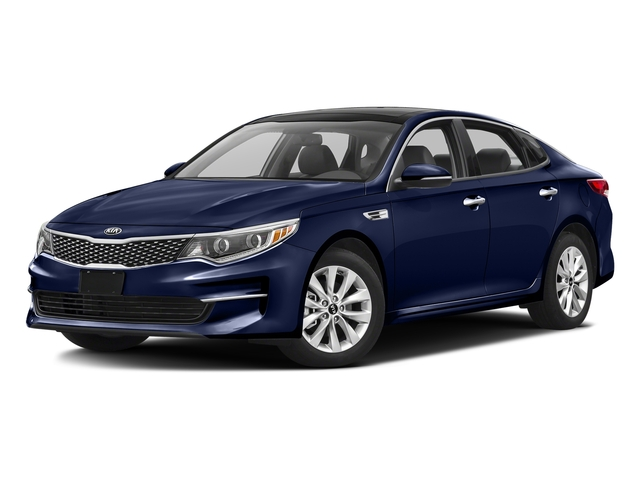 Horizon Blue 2016 Kia Optima Pictures Optima Sedan 4D LX I4 photos front view