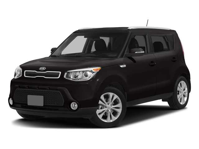Shadow Black 2016 Kia Soul Pictures Soul Wagon 4D + I4 photos front view