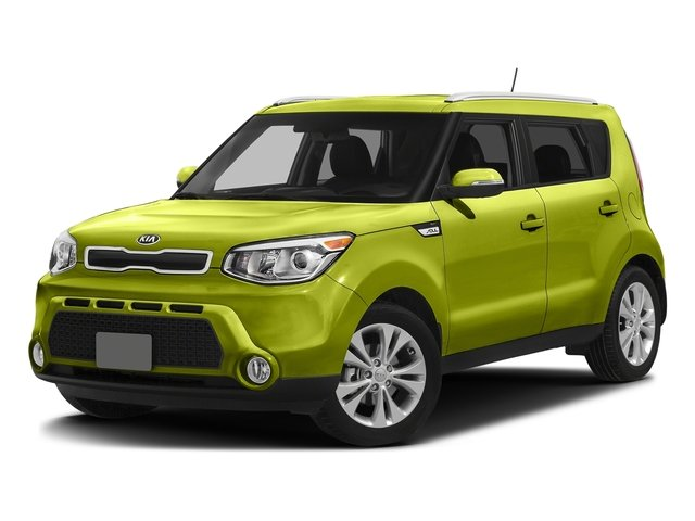Alien II 2016 Kia Soul Pictures Soul Wagon 4D + I4 photos front view