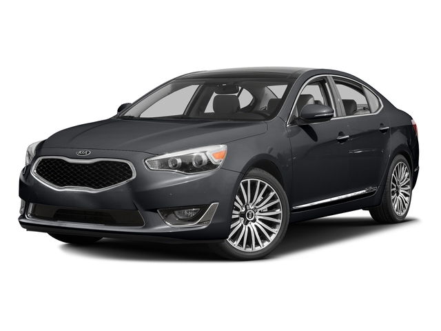 Platinum Graphite 2016 Kia Cadenza Pictures Cadenza Sedan 4D Premium V6 photos front view