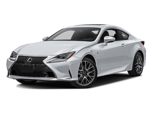 Ultra White 2016 Lexus RC 350 Pictures RC 350 Coupe 2D RC350 AWD V6 photos front view