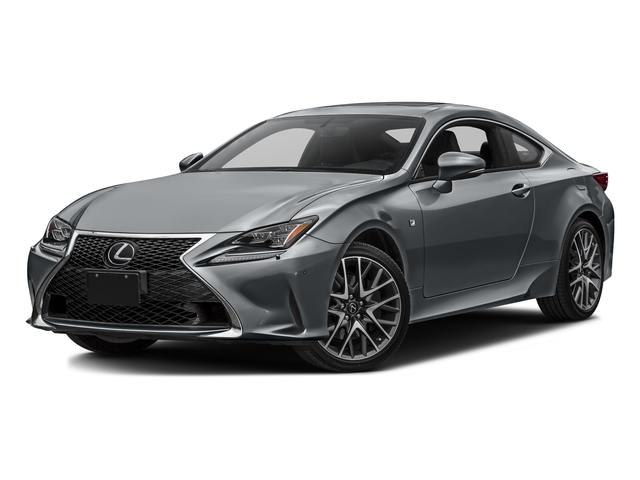 Nebula Gray Pearl 2016 Lexus RC 350 Pictures RC 350 Coupe 2D RC350 AWD V6 photos front view