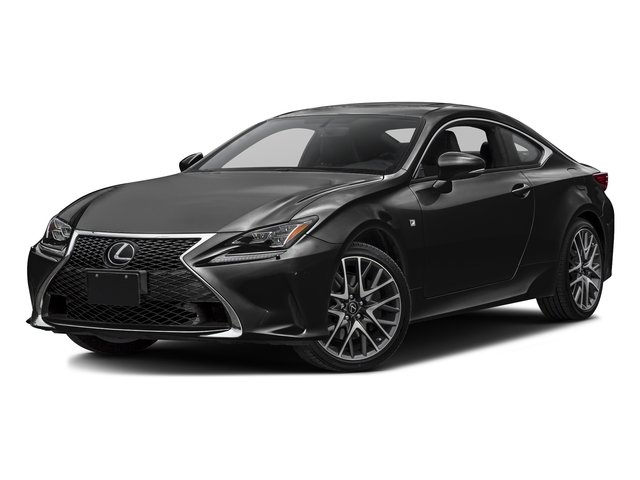 Obsidian 2016 Lexus RC 350 Pictures RC 350 Coupe 2D RC350 AWD V6 photos front view