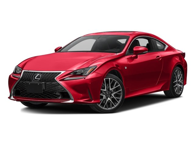 Infrared 2016 Lexus RC 350 Pictures RC 350 Coupe 2D RC350 AWD V6 photos front view