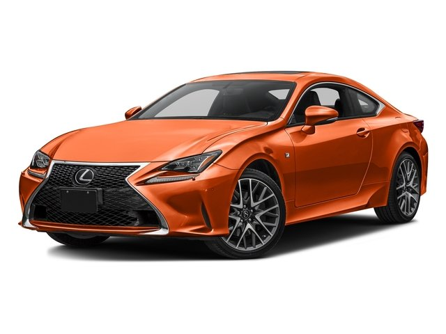 Molten Pearl 2016 Lexus RC 350 Pictures RC 350 Coupe 2D RC350 AWD V6 photos front view
