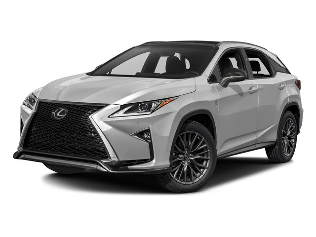 Silver Lining Metallic 2016 Lexus RX 350 Pictures RX 350 Utility 4D AWD V6 photos front view