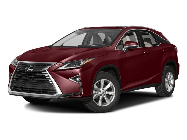 Matador Red Mica 2016 Lexus RX 350 Pictures RX 350 Utility 4D 2WD V6 photos front view