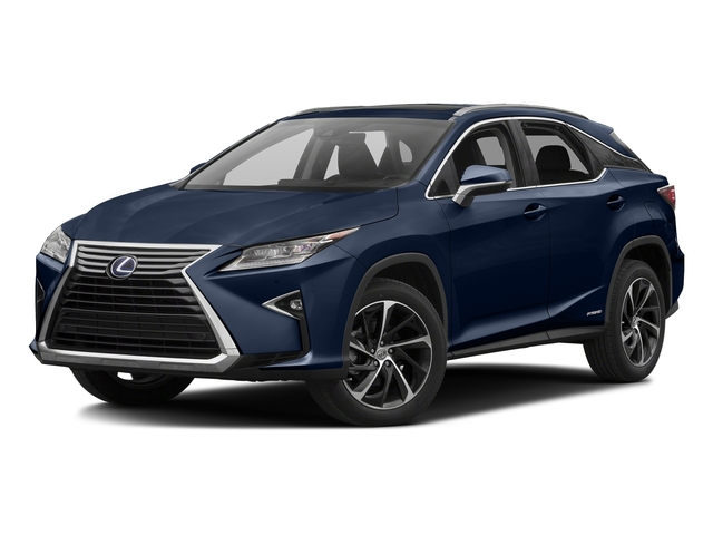 Nightfall Mica 2016 Lexus RX 450h Pictures RX 450h Utility 4D 2WD V6 Hybrid photos front view