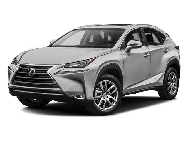 Silver Lining Metallic 2016 Lexus NX 200t Pictures NX 200t Utility 4D NX200t 2WD I4 Turbo photos front view