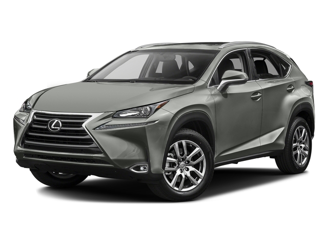 Atomic Silver 2016 Lexus NX 200t Pictures NX 200t Utility 4D NX200t 2WD I4 Turbo photos front view
