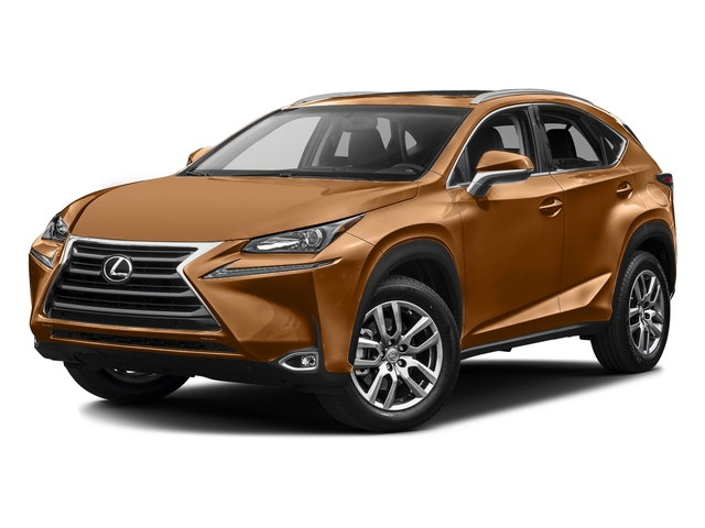 Autumn Shimmer 2016 Lexus NX 200t Pictures NX 200t Utility 4D NX200t 2WD I4 Turbo photos front view