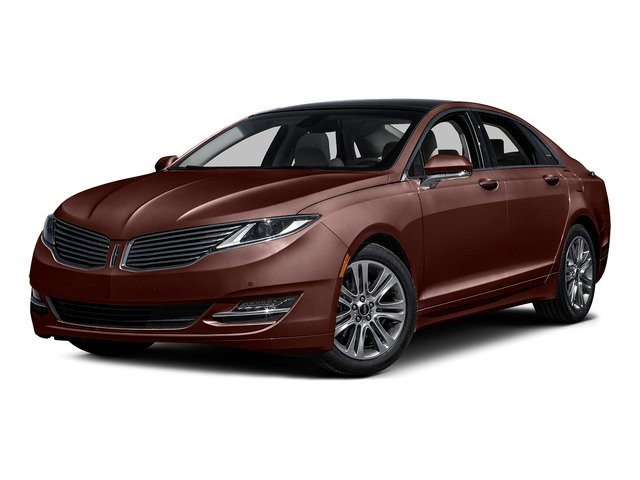 Bronze Fire Metallic Tinted Clearcoat 2016 Lincoln MKZ Pictures MKZ Sedan 4D EcoBoost I4 Turbo photos front view