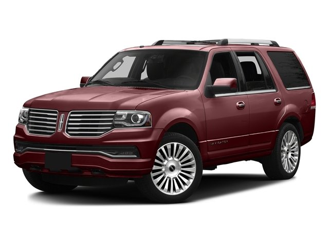 Bronze Fire Metallic 2016 Lincoln Navigator Pictures Navigator Utility 4D Reserve 2WD V6 Turbo photos front view