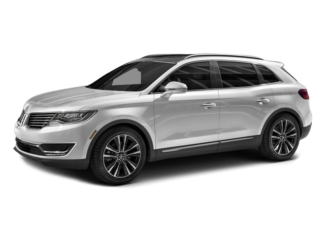 Confidential White 3C (Tri-Coat) 2016 Lincoln MKX Pictures MKX Utility 4D Black Label 2WD V6 photos front view