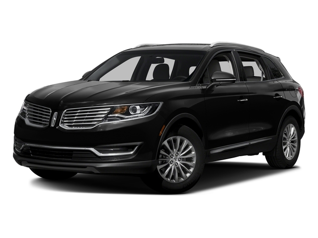 Black Tie 2016 Lincoln MKX Pictures MKX Utility 4D Black Label 2WD V6 photos front view