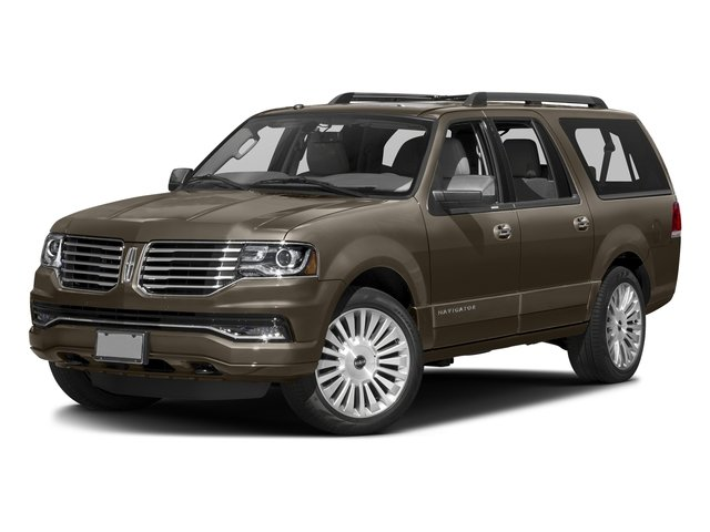 Java Metallic 2016 Lincoln Navigator L Pictures Navigator L Utility 4D Select 2WD V6 Turbo photos front view