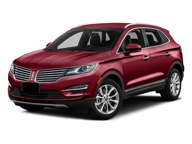 Ruby Red Metallic Tinted Clearcoat 2016 Lincoln MKC Pictures MKC Utility 4D Premiere AWD I4 Turbo photos front view