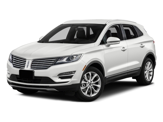 White Platinum Metallic Tri-Coat 2016 Lincoln MKC Pictures MKC Utility 4D Premiere AWD I4 Turbo photos front view
