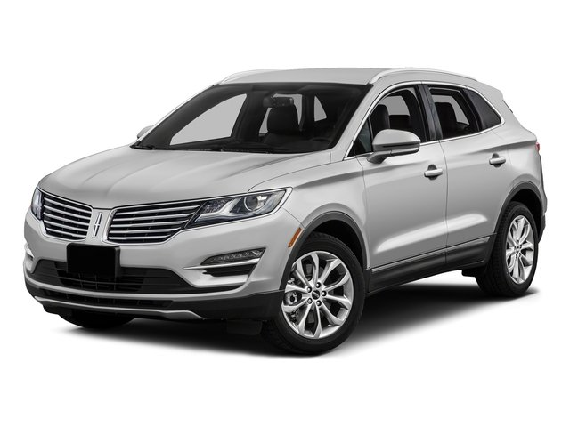 Ingot Silver Metallic 2016 Lincoln MKC Pictures MKC Utility 4D Premiere AWD I4 Turbo photos front view