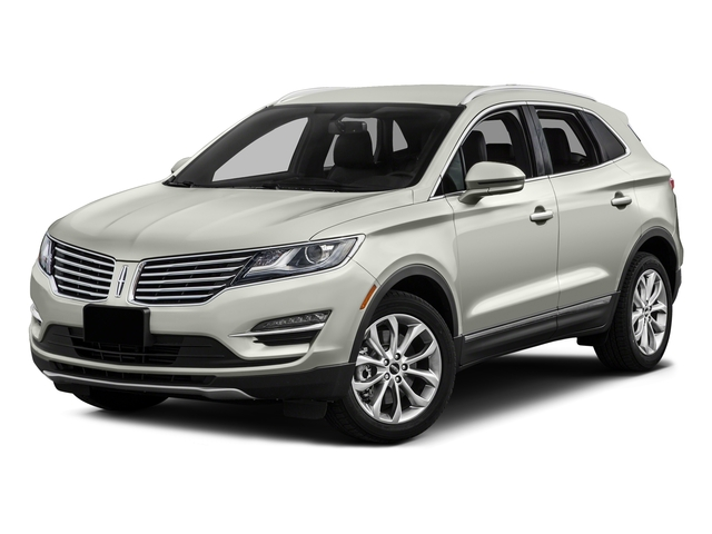 Crystal Silver 2016 Lincoln MKC Pictures MKC Utility 4D Black Label 2WD I4 Turbo photos front view