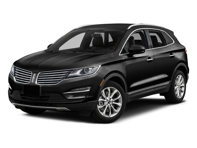 Black Tie 2016 Lincoln MKC Pictures MKC Utility 4D Black Label 2WD I4 Turbo photos front view