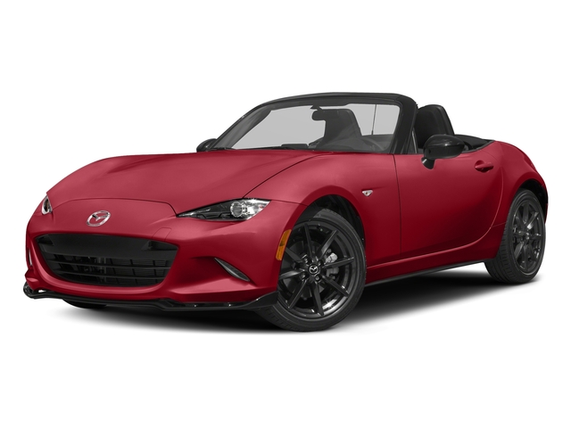 Soul Red Metallic 2016 Mazda MX-5 Miata Pictures MX-5 Miata Convertible 2D Club I4 photos front view
