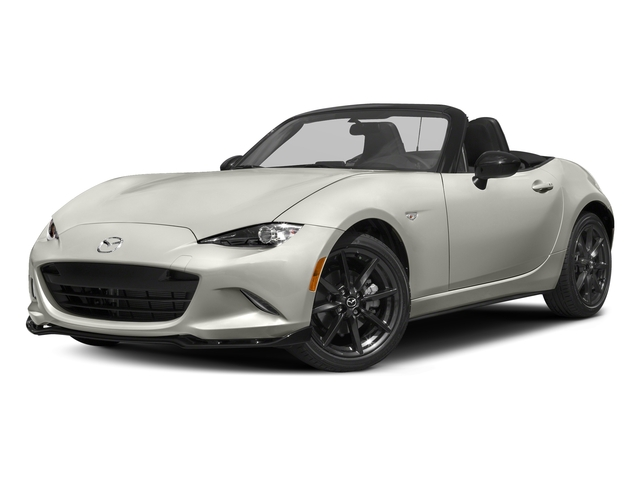 Ceramic Metallic 2016 Mazda MX-5 Miata Pictures MX-5 Miata Convertible 2D Club I4 photos front view