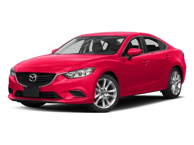 Soul Red Metallic 2016 Mazda Mazda6 Pictures Mazda6 Sedan 4D i Touring I4 photos front view