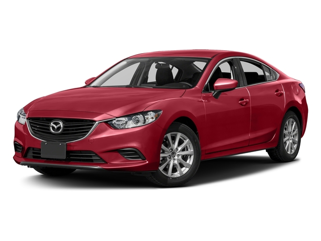 Soul Red Metallic 2016 Mazda Mazda6 Pictures Mazda6 Sedan 4D i Sport I4 photos front view