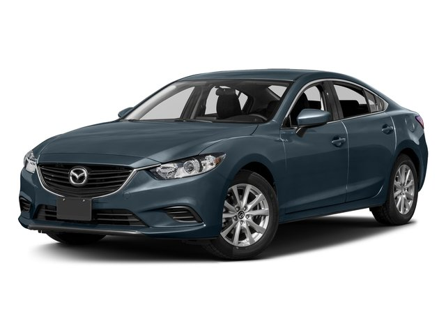 Blue Reflex Mica 2016 Mazda Mazda6 Pictures Mazda6 Sedan 4D i Sport I4 photos front view