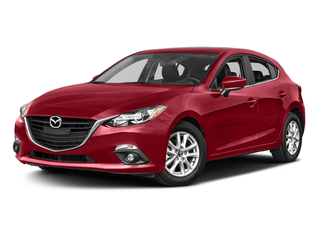 Soul Red Metallic 2016 Mazda Mazda3 Pictures Mazda3 Wagon 5D s GT I4 photos front view