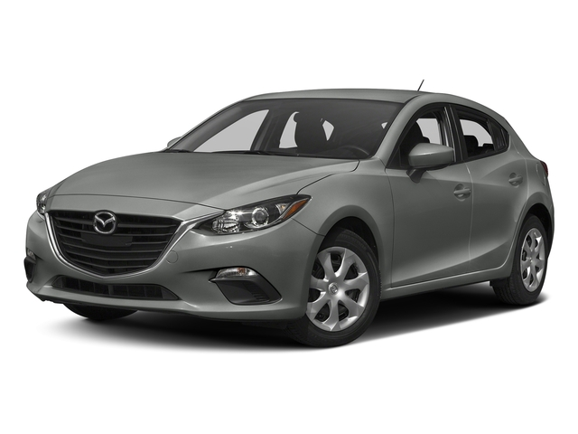 Liquid Silver Metallic 2016 Mazda Mazda3 Pictures Mazda3 Wagon 5D i Sport I4 photos front view