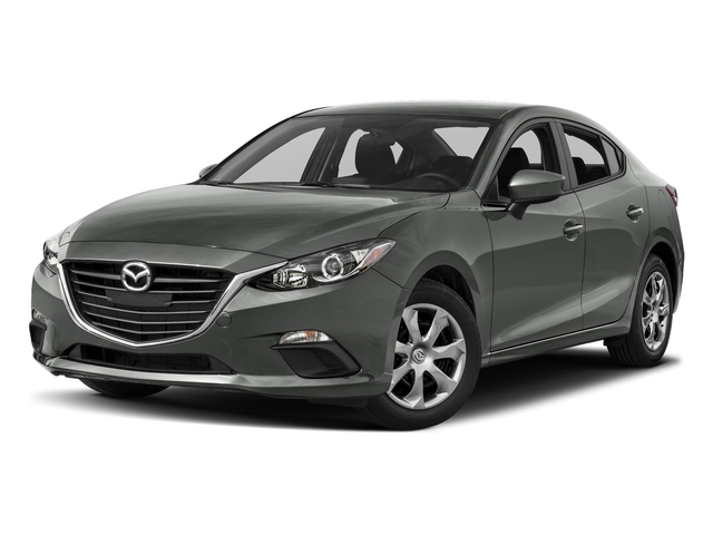 Liquid Silver Metallic 2016 Mazda Mazda3 Pictures Mazda3 Sedan 4D i Sport I4 photos front view