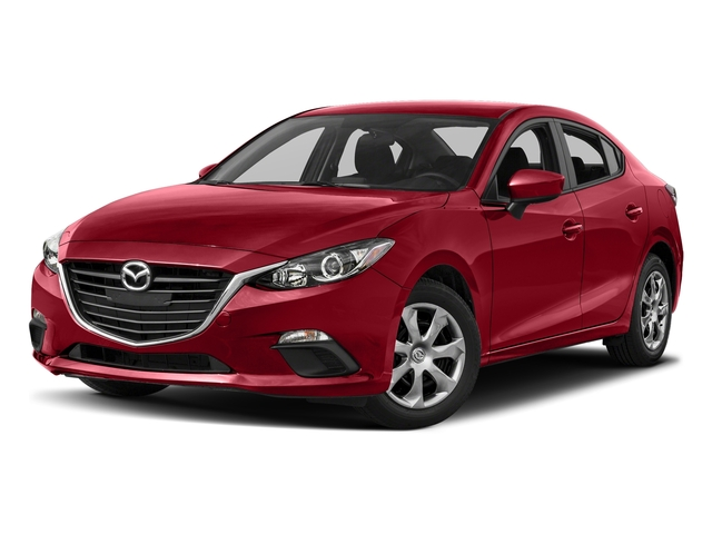 Soul Red Metallic 2016 Mazda Mazda3 Pictures Mazda3 Sedan 4D i Sport I4 photos front view